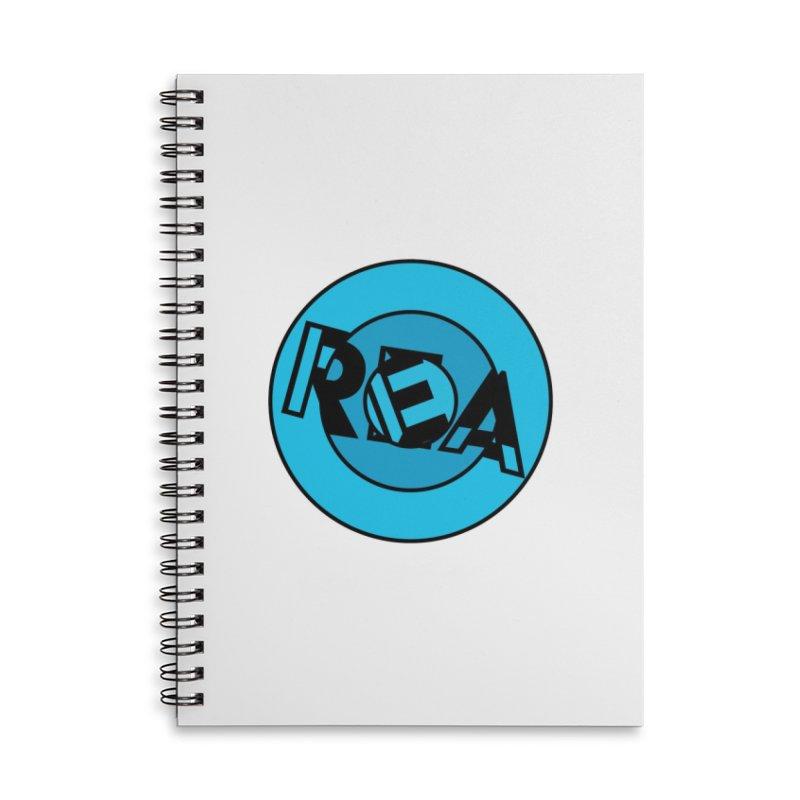 Room Escape Artist Insignia Series Accessories Notebook by Room Escape Artist