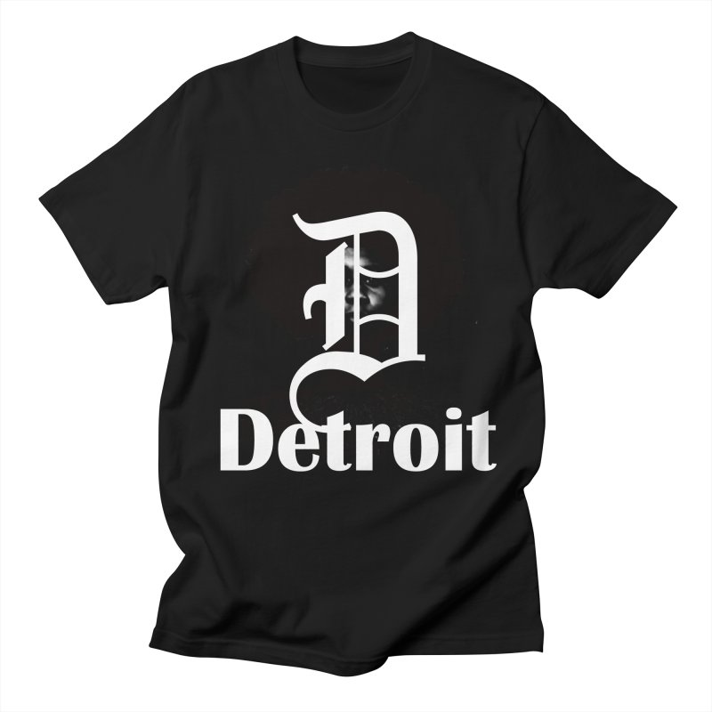 Rooted in Detroit Men's T-Shirt by Rooted