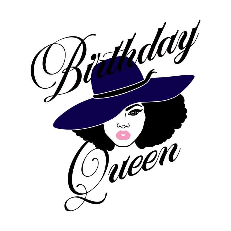 Birthday Queen Men's T-Shirt by Rooted