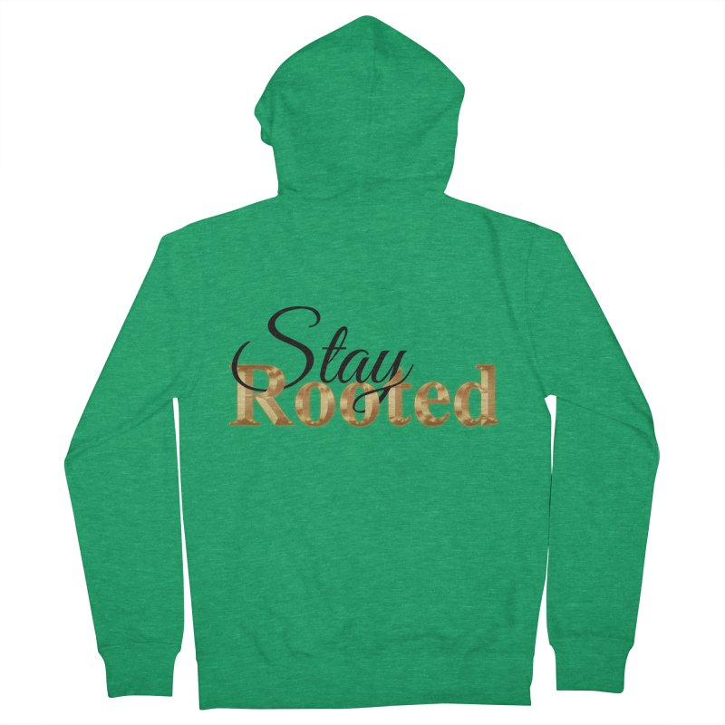 Stay Rooted Ladies Zip-Up Hoody by Rooted