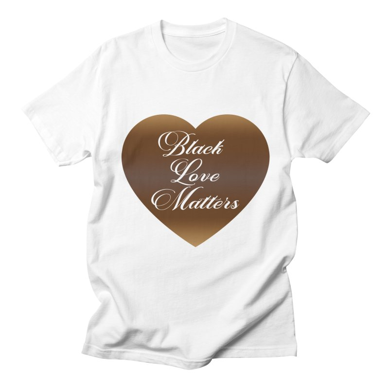 Melanin Love Fellas T-Shirt by Rooted