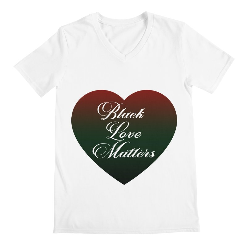 Motherland Love Fellas V-Neck by Rooted