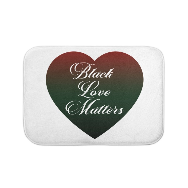 Motherland Love Home Bath Mat by Rooted