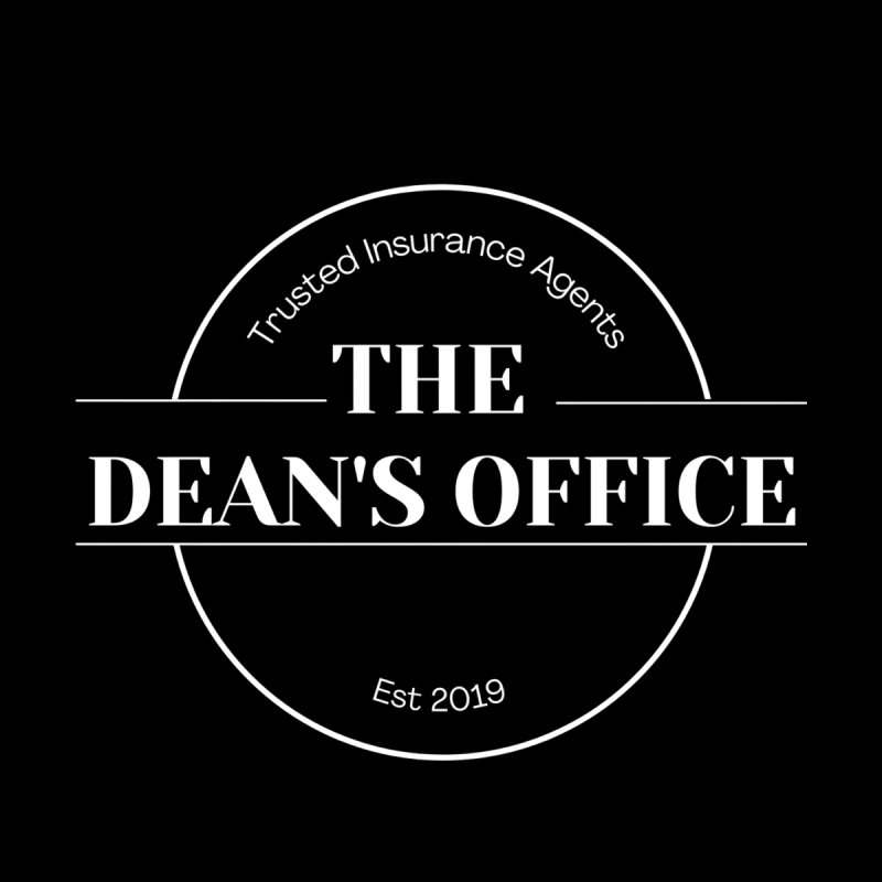 Dean's Office Fellas V-Neck by Rooted