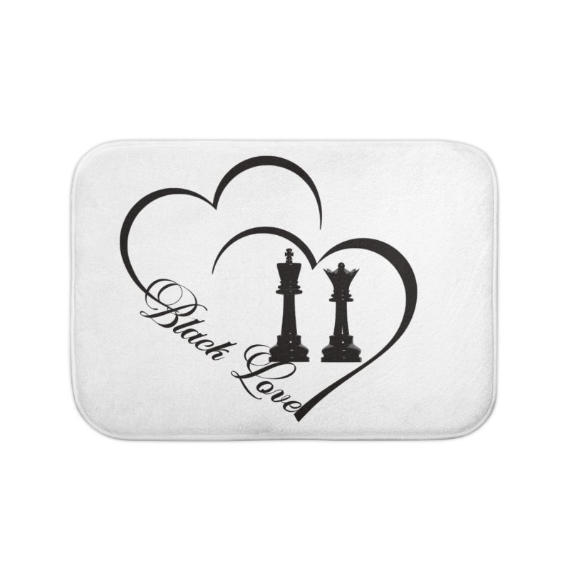 Love Love Home Bath Mat by Rooted