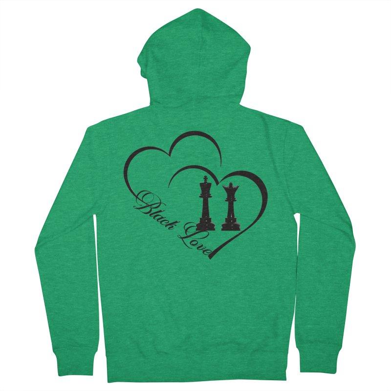 Love Love Ladies Zip-Up Hoody by Rooted