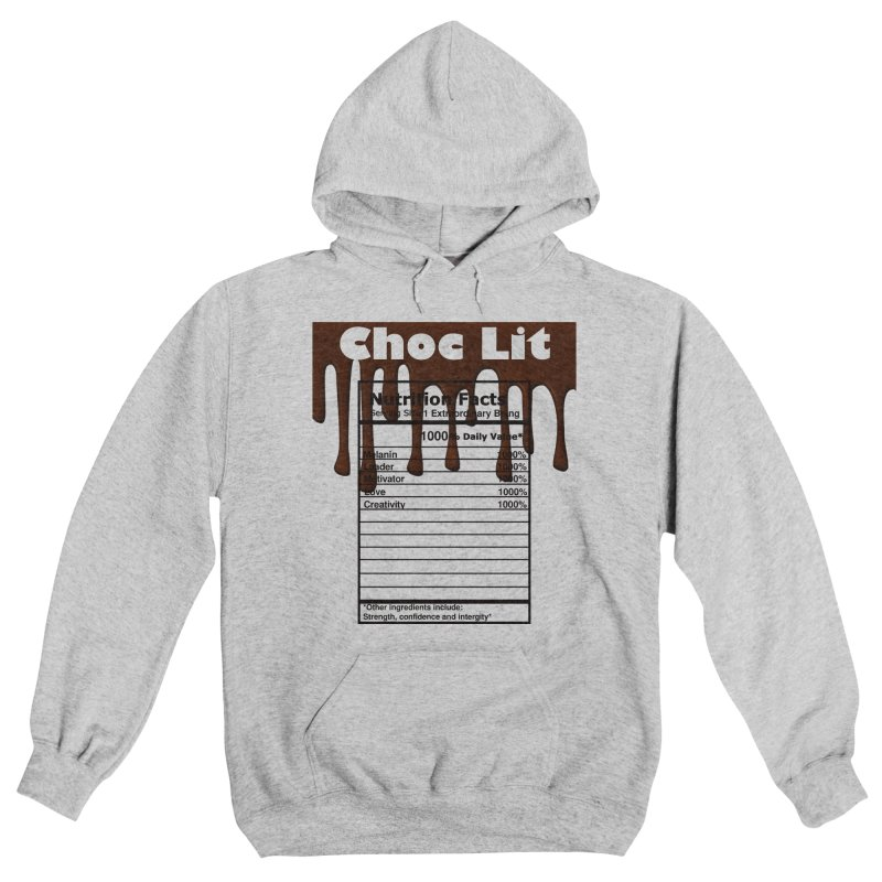 ChocLit Ladies Pullover Hoody by Rooted