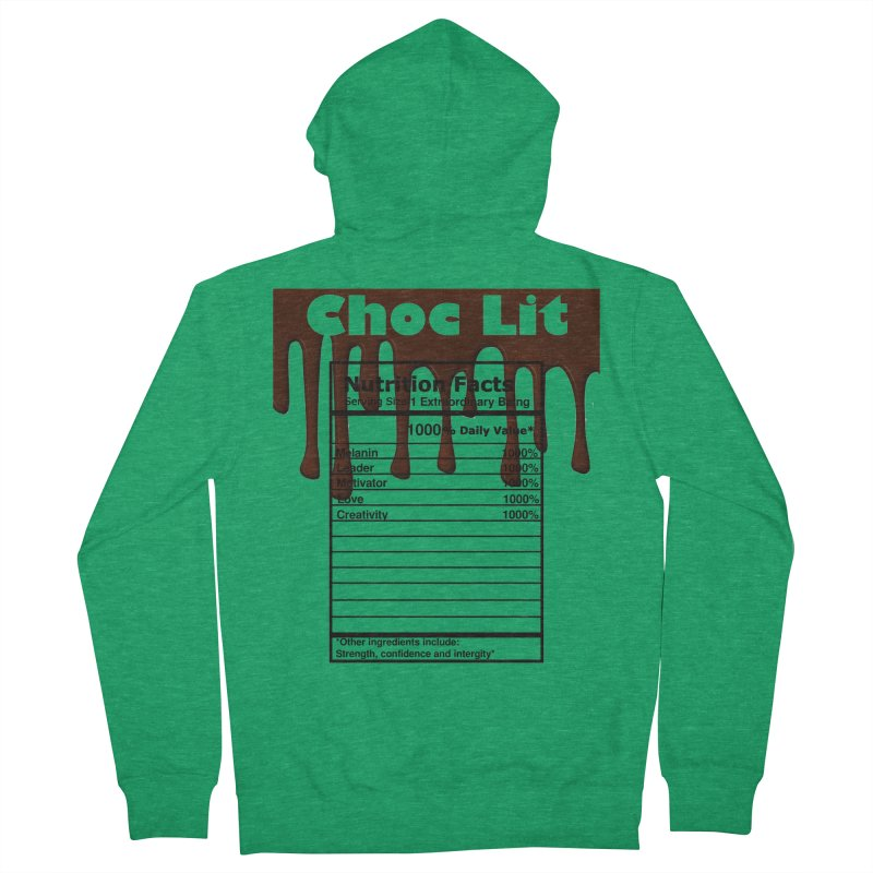 ChocLit Ladies Zip-Up Hoody by Rooted