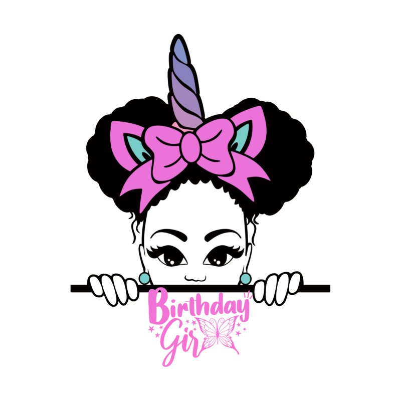 Birthday Girl Accessories Greeting Card by Rooted