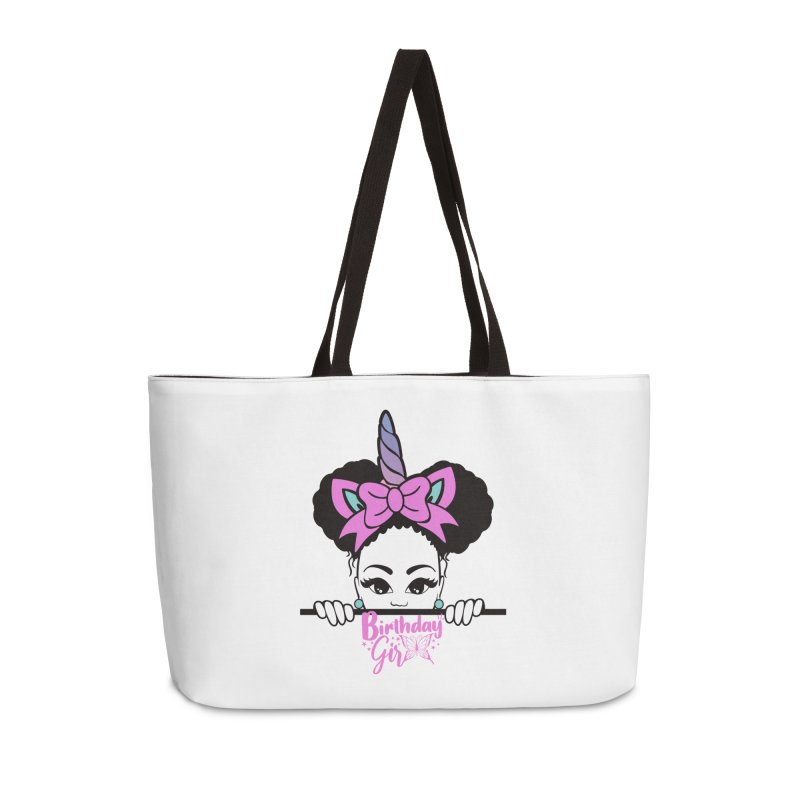 Birthday Girl Accessories Bag by Rooted