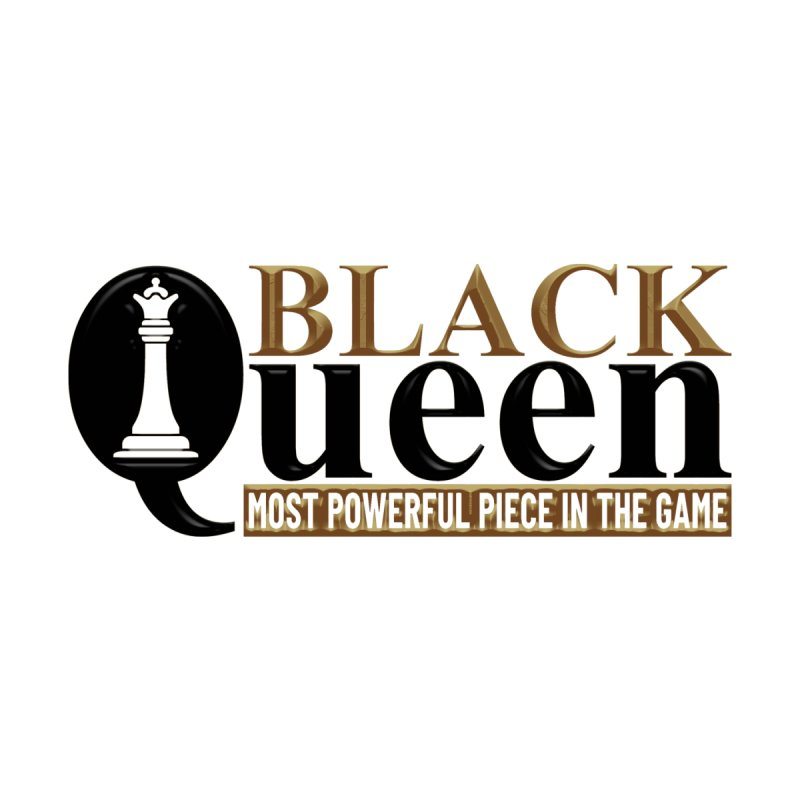 Black Queen Fellas T-Shirt by Rooted