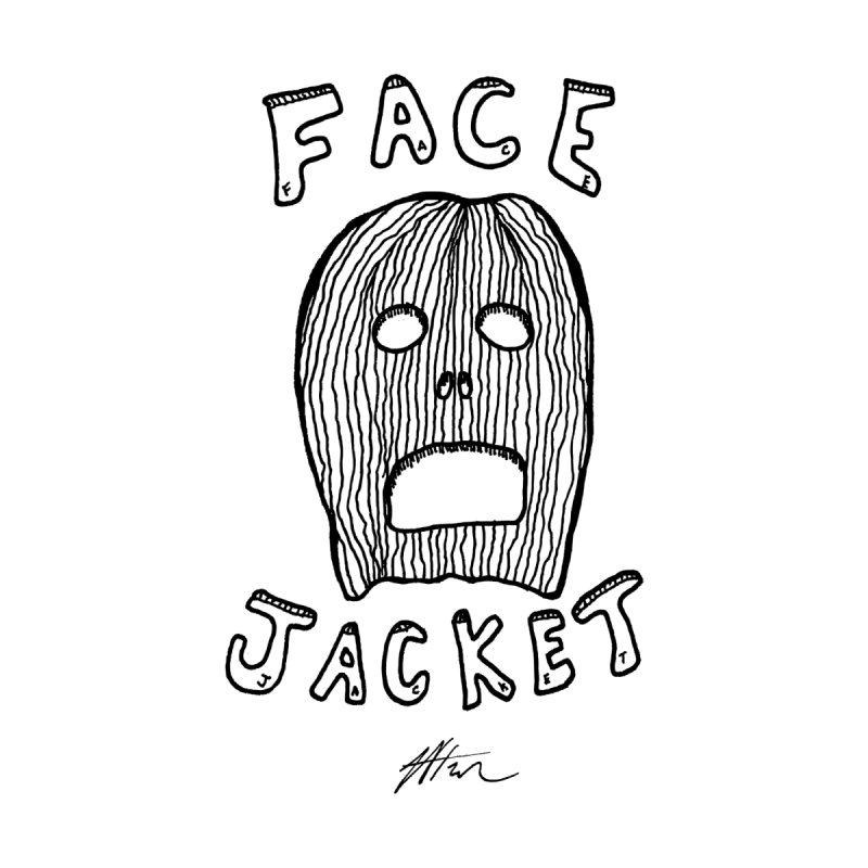 Face Jacket by Rorockll's Artist Shop