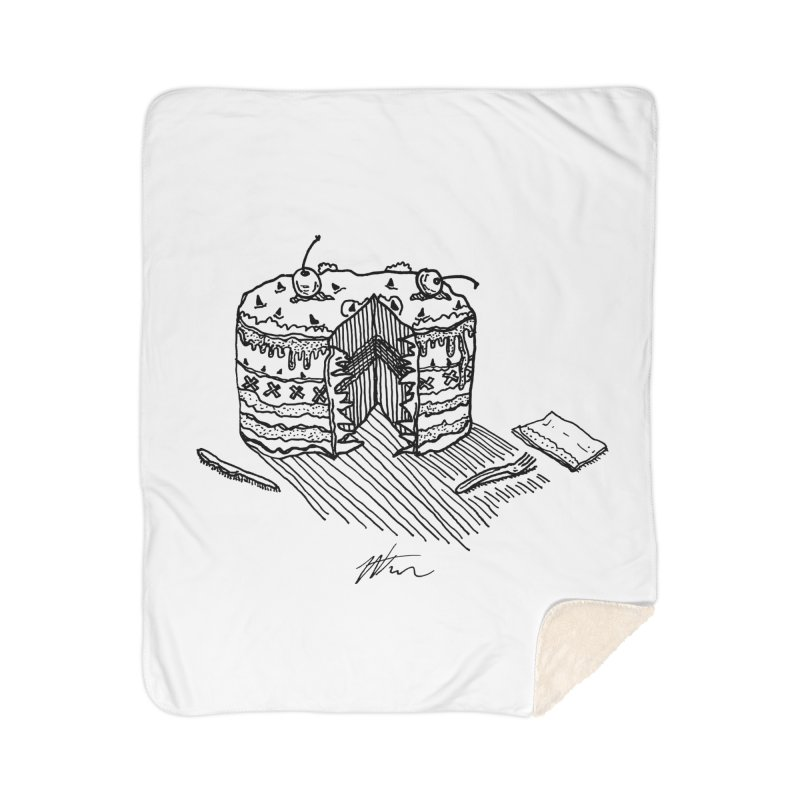 Bon Appéteeth Home Blanket by Rorockll's Artist Shop