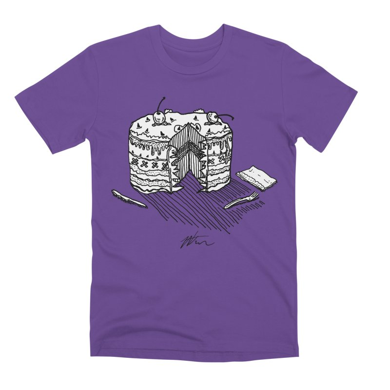 Bon Appéteeth Men's Premium T-Shirt by Rorockll's Artist Shop