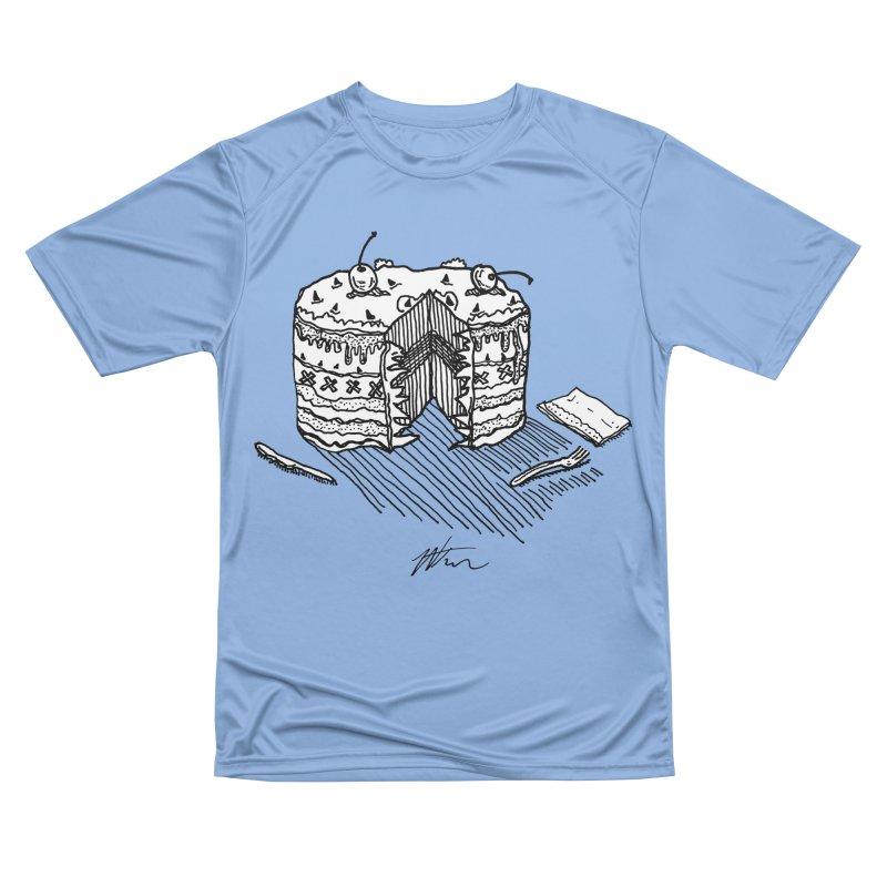 Bon Appéteeth Men's Performance T-Shirt by Rorockll's Artist Shop