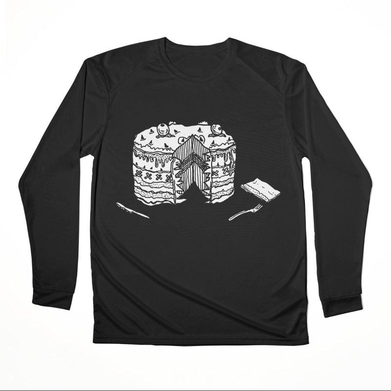 Bon Appéteeth Men's Performance Longsleeve T-Shirt by Rorockll's Artist Shop