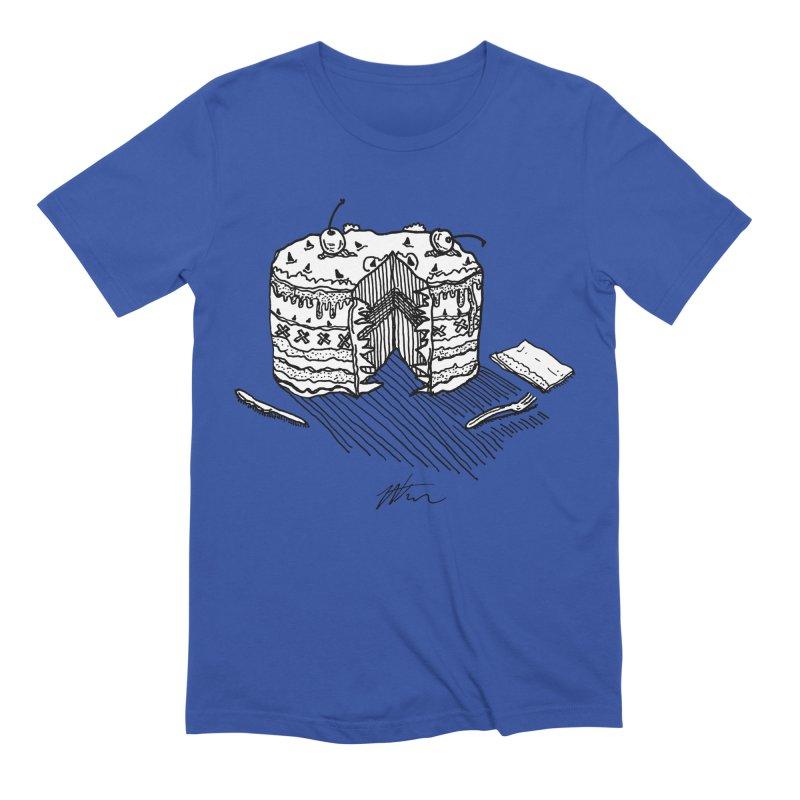 Bon Appéteeth Men's Extra Soft T-Shirt by Rorockll's Artist Shop