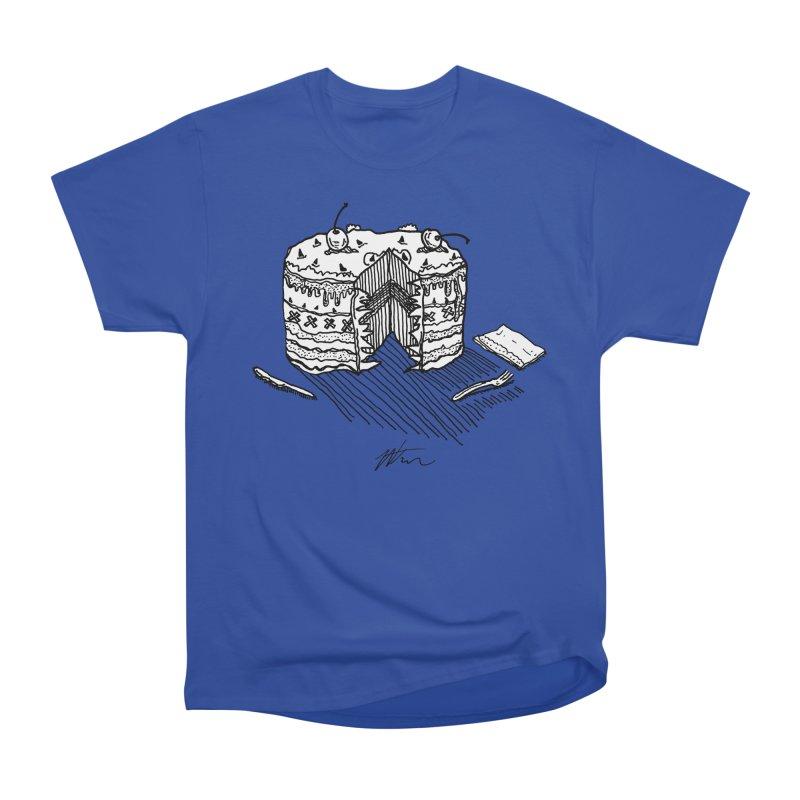 Bon Appéteeth Men's Heavyweight T-Shirt by Rorockll's Artist Shop