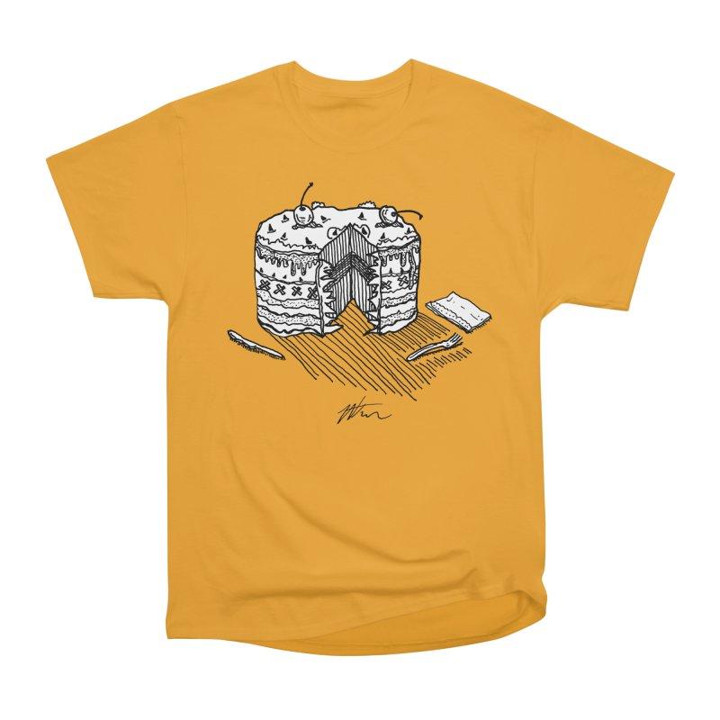 Bon Appéteeth Women's Heavyweight Unisex T-Shirt by Rorockll's Artist Shop