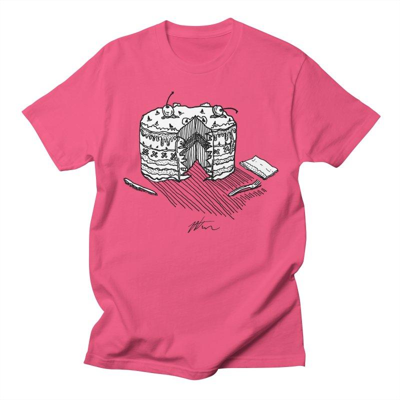 Bon Appéteeth Men's Regular T-Shirt by Rorockll's Artist Shop