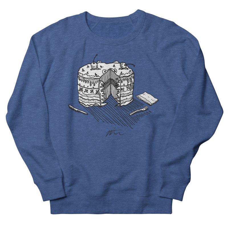 Bon Appéteeth Women's French Terry Sweatshirt by Rorockll's Artist Shop