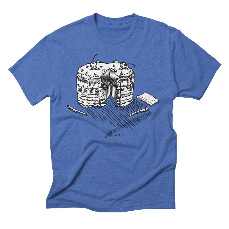 Bon Appéteeth Men's T-Shirt by Rorockll's Artist Shop