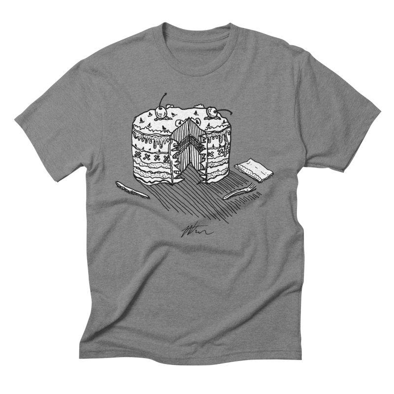 Bon Appéteeth Men's Triblend T-Shirt by Rorockll's Artist Shop
