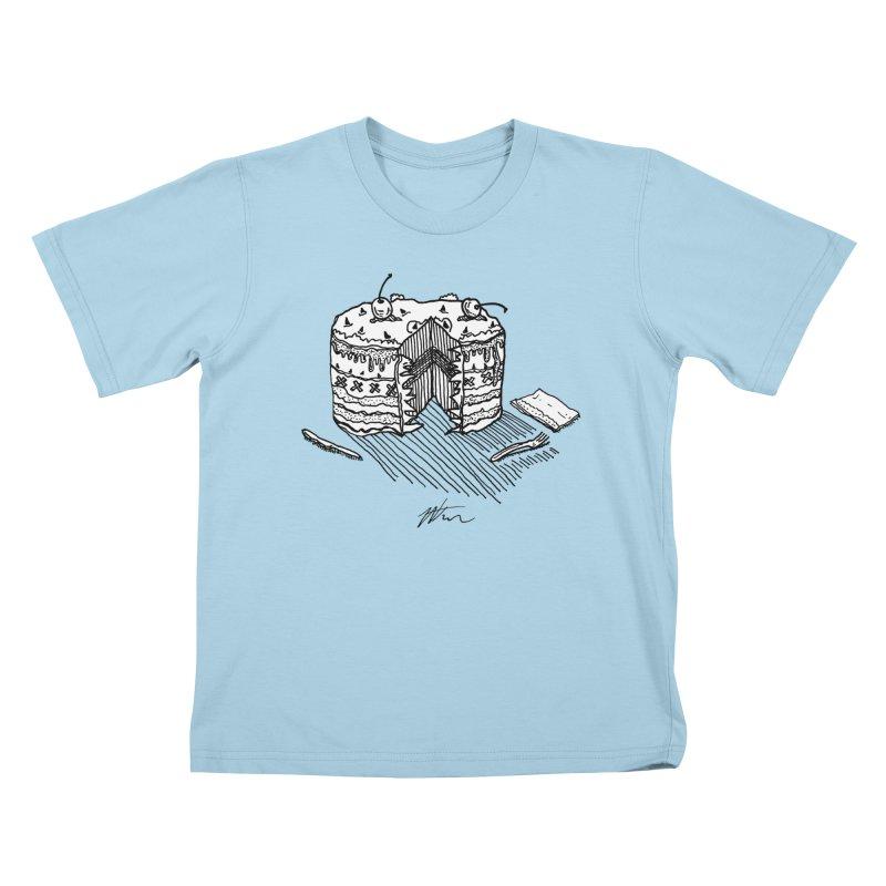 Bon Appéteeth Kids T-Shirt by Rorockll's Artist Shop