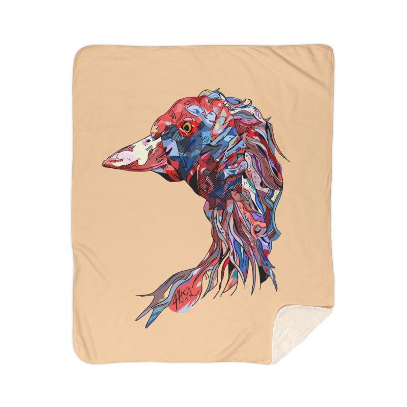 Wisconsin Home Blanket by Rorockll's Artist Shop