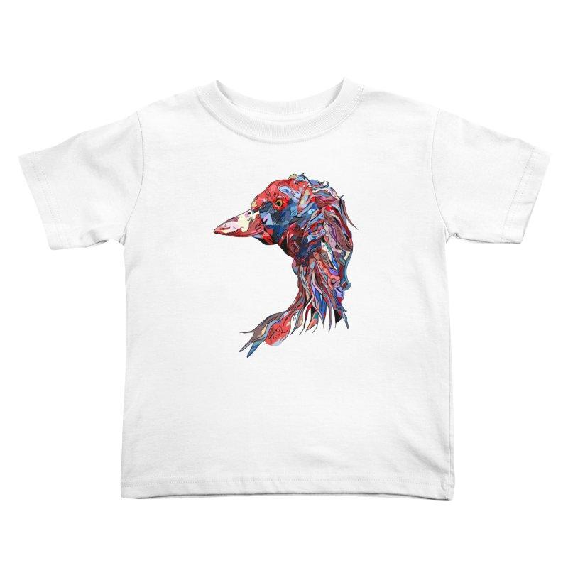 Wisconsin Kids Toddler T-Shirt by Rorockll's Artist Shop
