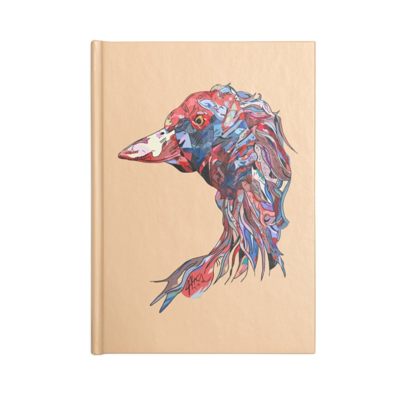Wisconsin Accessories Lined Journal Notebook by Rorockll's Artist Shop