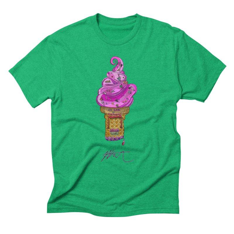 After Bronze Men's Triblend T-Shirt by Rorockll's Artist Shop