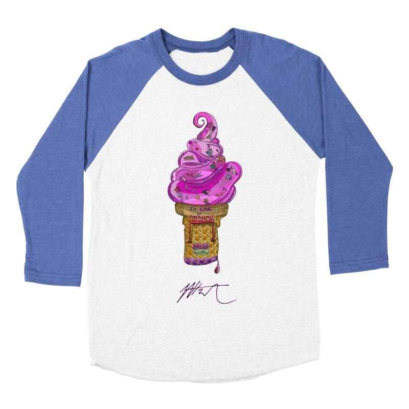 After Bronze Women's Baseball Triblend Longsleeve T-Shirt by Rorockll's Artist Shop