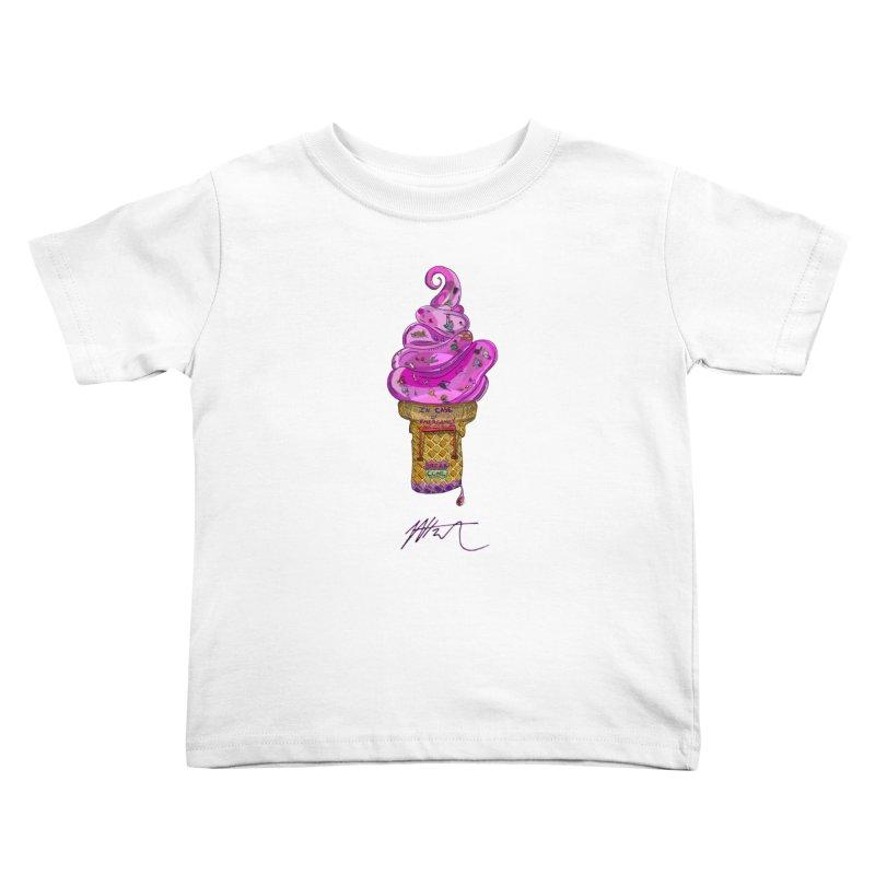 After Bronze Kids Toddler T-Shirt by Rorockll's Artist Shop