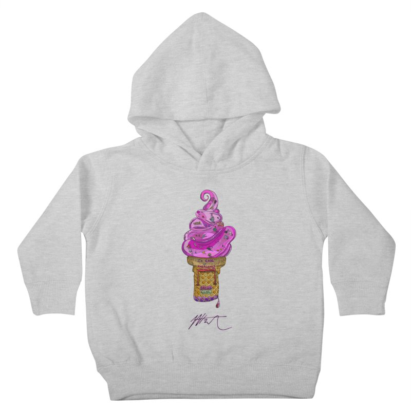 After Bronze Kids Toddler Pullover Hoody by Rorockll's Artist Shop