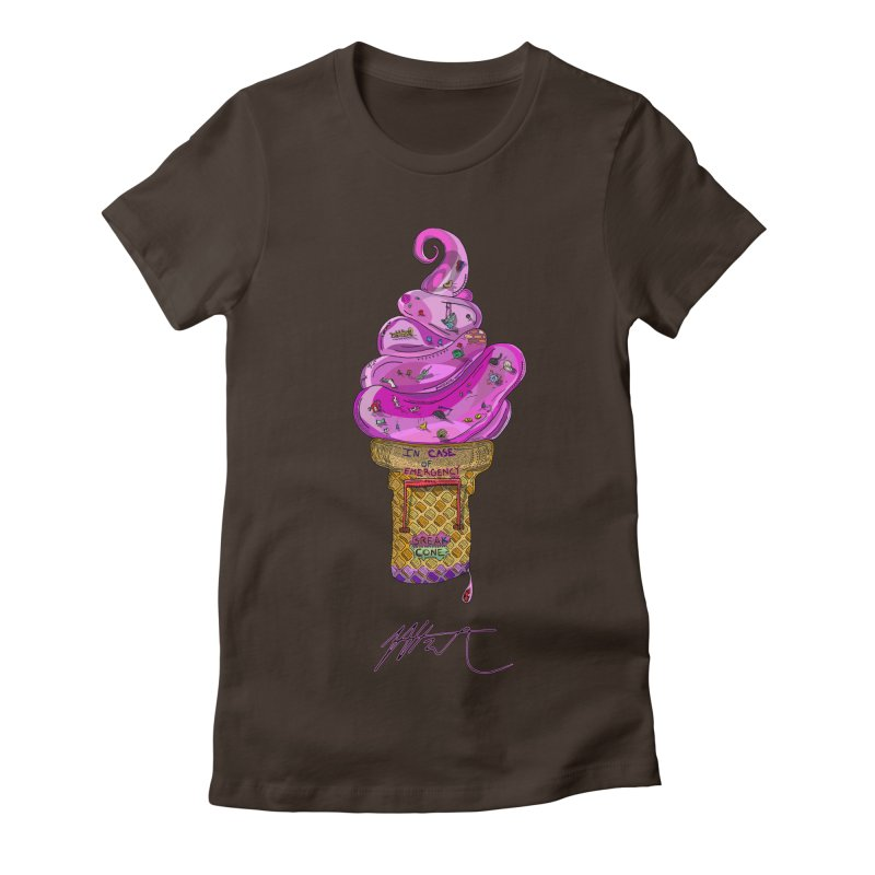 After Bronze Women's Fitted T-Shirt by Rorockll's Artist Shop