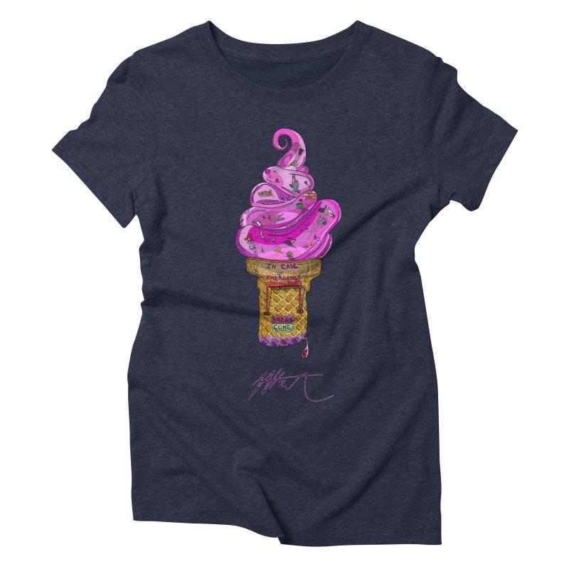After Bronze Women's Triblend T-Shirt by Rorockll's Artist Shop
