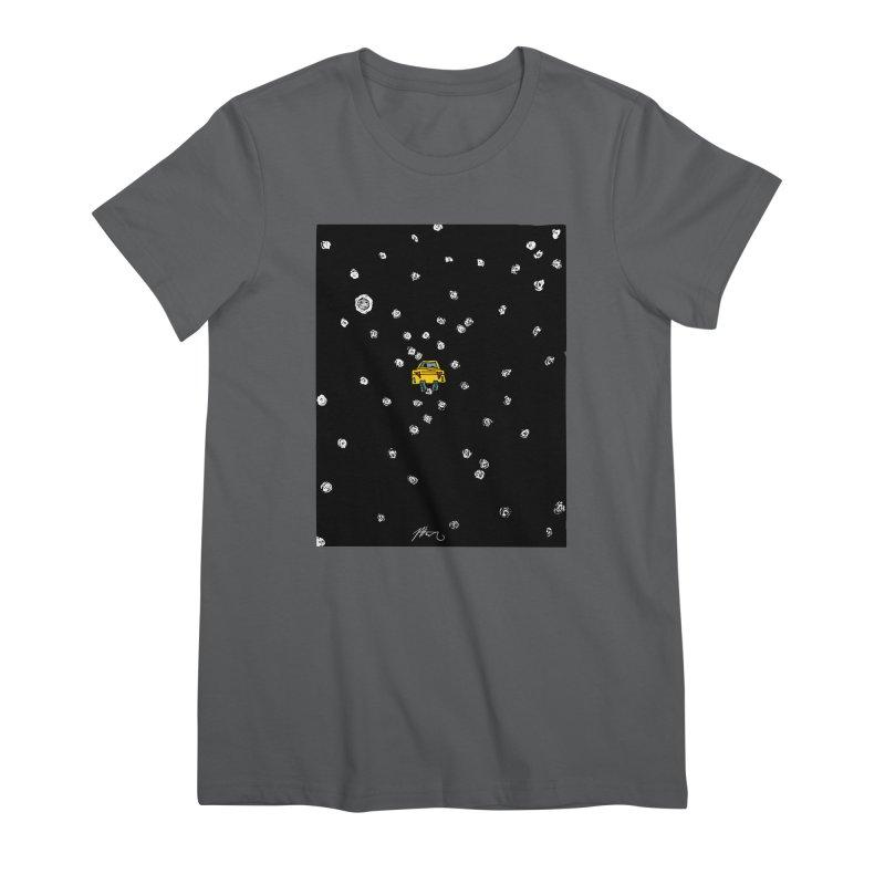 Road Trip Women's T-Shirt by Rorockll's Artist Shop