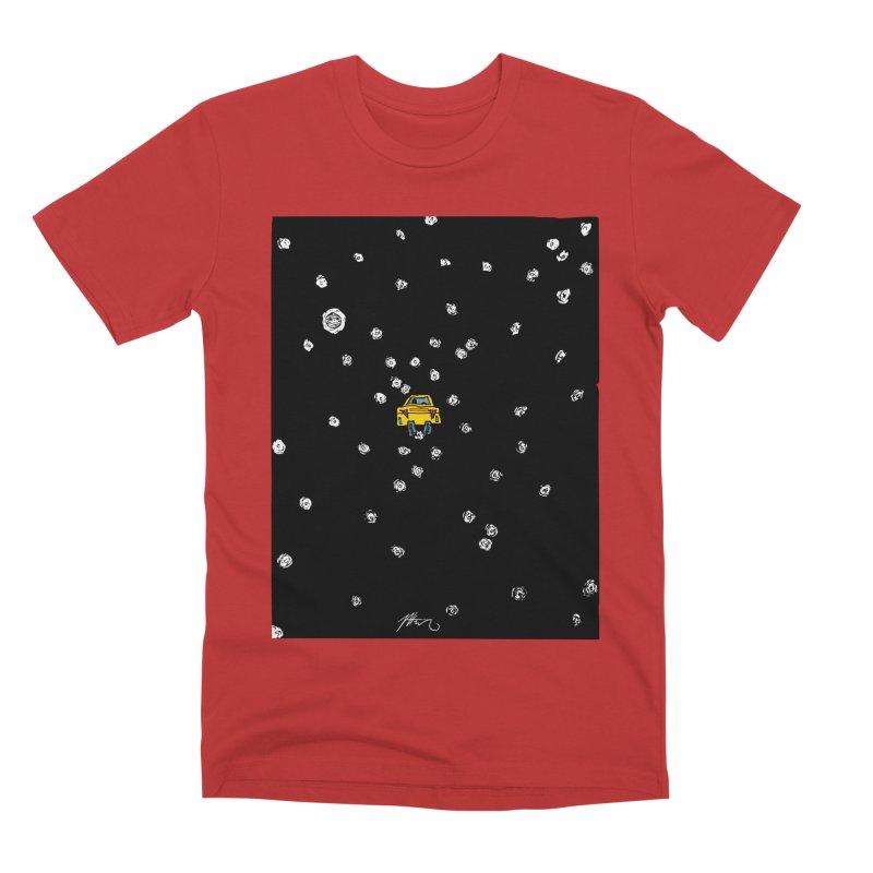 Road Trip Men's Premium T-Shirt by Rorockll's Artist Shop