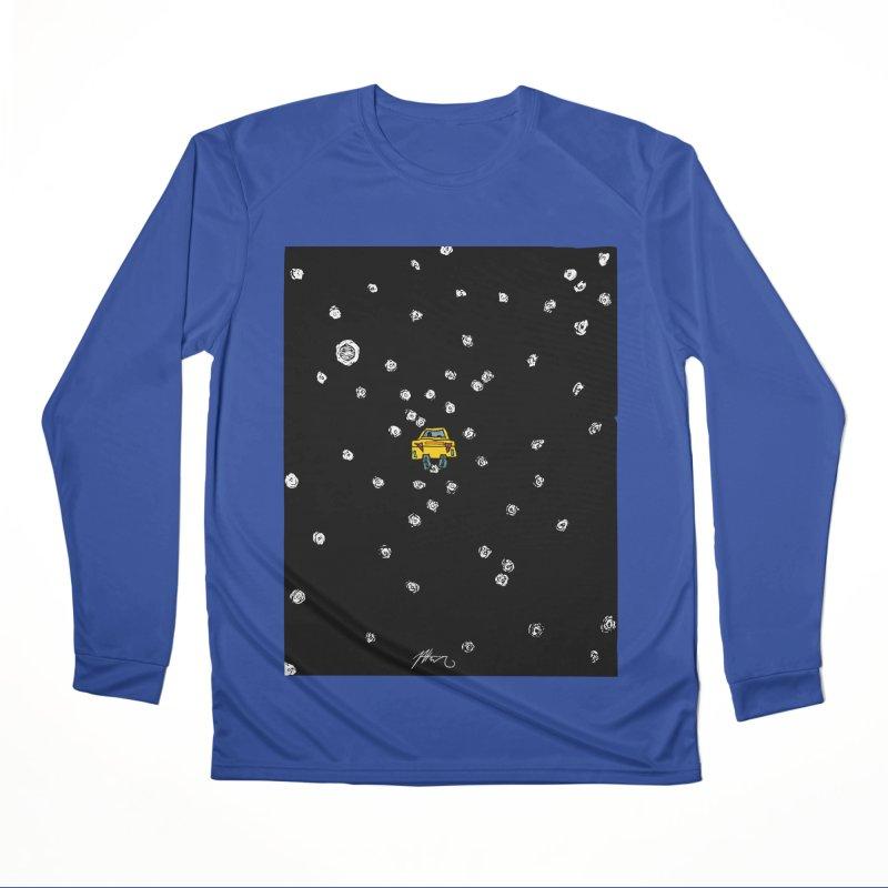 Road Trip Women's Performance Unisex Longsleeve T-Shirt by Rorockll's Artist Shop