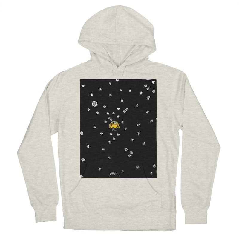 Road Trip Women's French Terry Pullover Hoody by Rorockll's Artist Shop