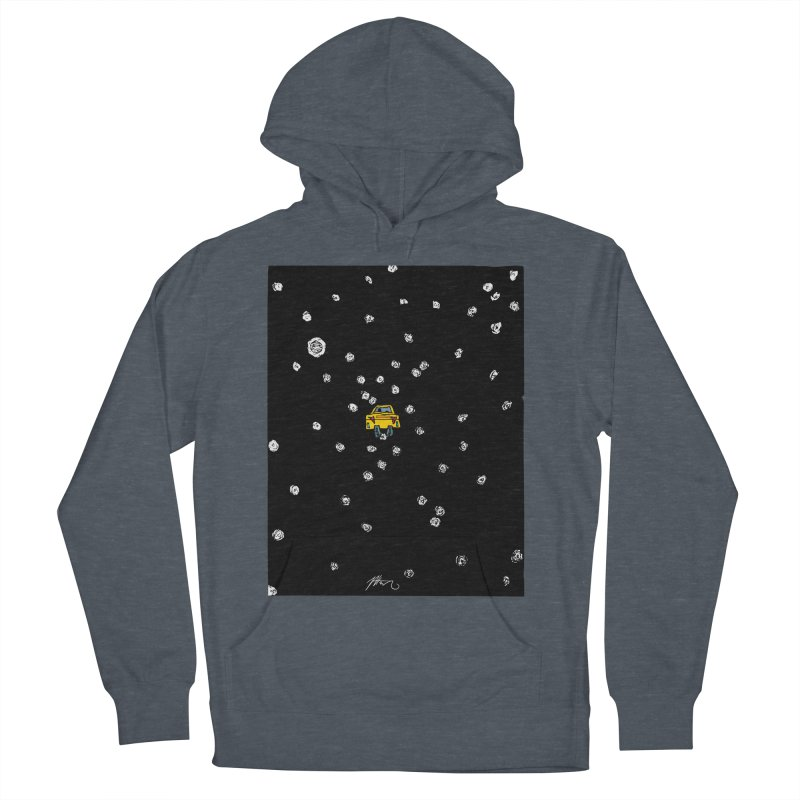 Road Trip Men's French Terry Pullover Hoody by Rorockll's Artist Shop