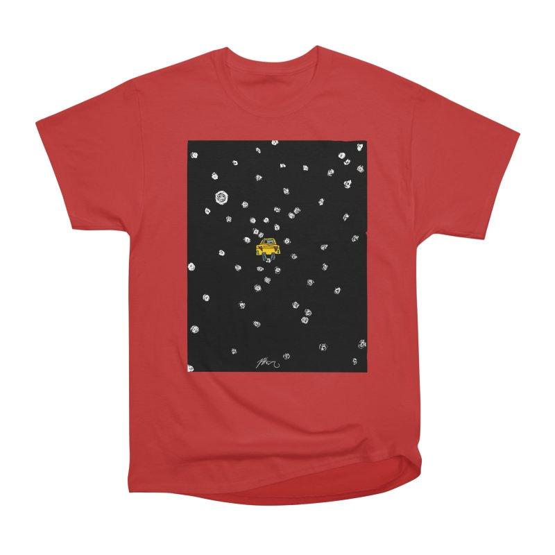 Road Trip Men's Heavyweight T-Shirt by Rorockll's Artist Shop