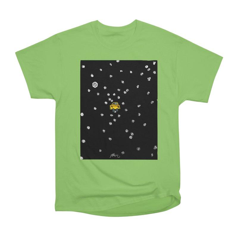Road Trip Women's Heavyweight Unisex T-Shirt by Rorockll's Artist Shop