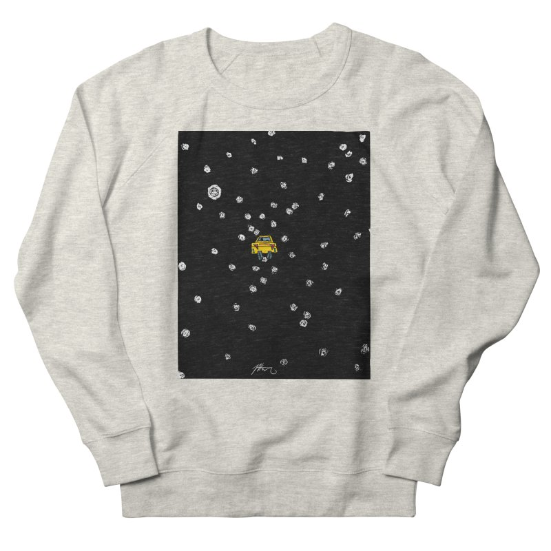 Road Trip Men's French Terry Sweatshirt by Rorockll's Artist Shop