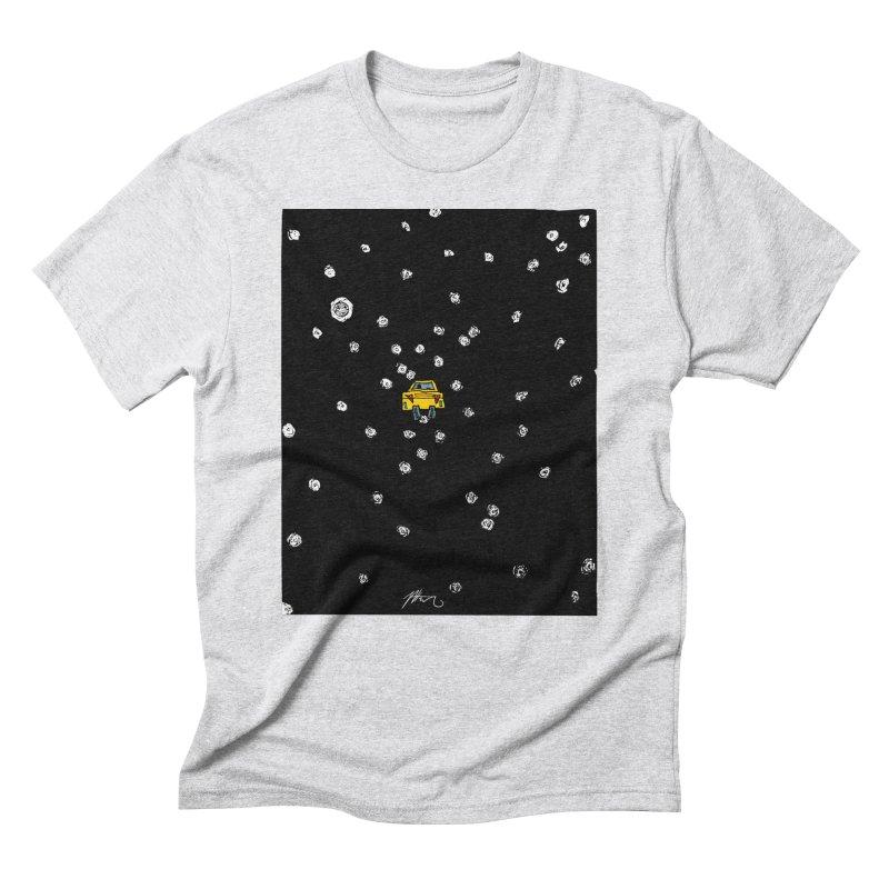 Road Trip Men's Triblend T-Shirt by Rorockll's Artist Shop
