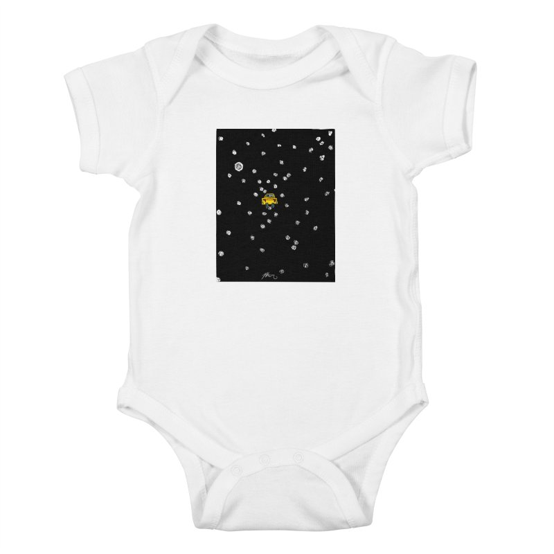 Road Trip Kids Baby Bodysuit by Rorockll's Artist Shop