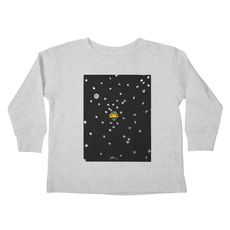 Road Trip Kids Toddler Longsleeve T-Shirt by Rorockll's Artist Shop