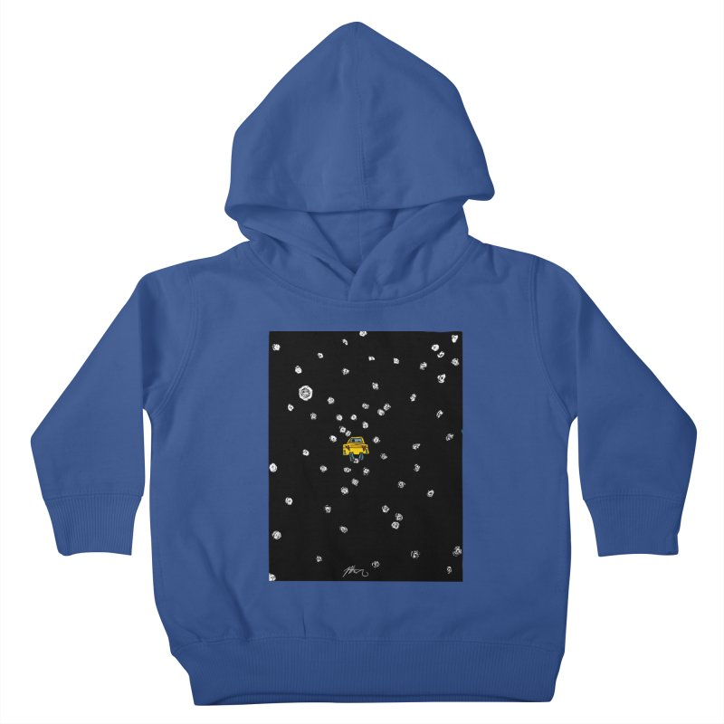 Road Trip Kids Toddler Pullover Hoody by Rorockll's Artist Shop
