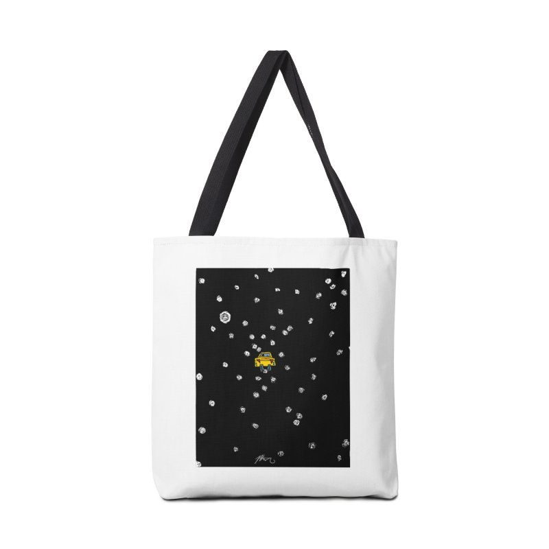 Road Trip Accessories Tote Bag Bag by Rorockll's Artist Shop